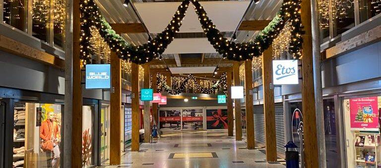 Inkopen doen voor feestdagen bij Winkelcentrum Geesterduin